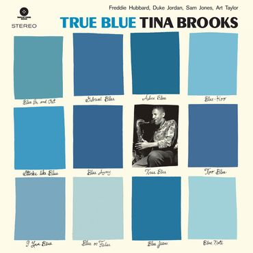 Tina Brooks - True Blue - 180gramm VINYL-LP - WaxTime Records