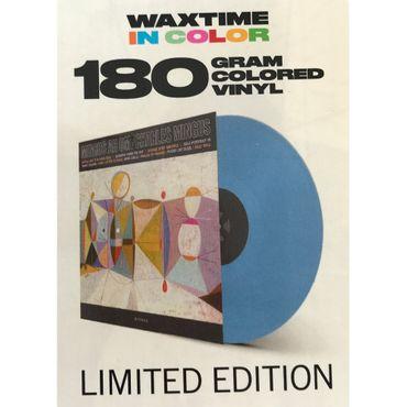 Charles Mingus - Ah Um - 180gramm VINYL-LP in Blau - WaxTime Records – Bild 1