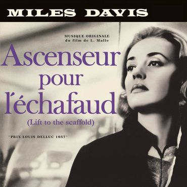 Miles Davis - Ascenseur Pour lechafaud - 180gramm VINYL-LP in Grün - WaxTime Records – Bild 2