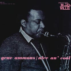 Gene Ammons: Nice An' Cool - 1LPs 200g 33rpm - Acoustic Sounds