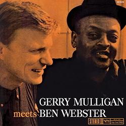 Gerry Mulligan Meets Ben Webster - 1LPs 200g 33rpm - Acoustic Sounds