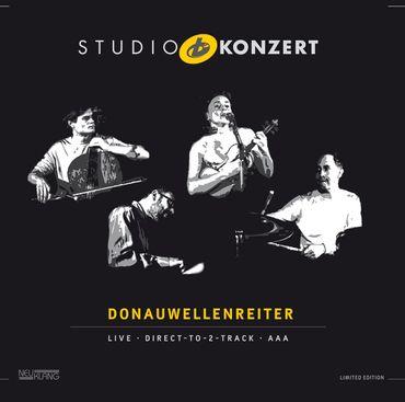 Donauwellenreiter - Studio Konzert - 180gramm VINYL-LP - Neuklang