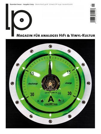 LP - Magazin für Analoges HiFi & Vinyl-Kultur - Ausgabe 1/2019