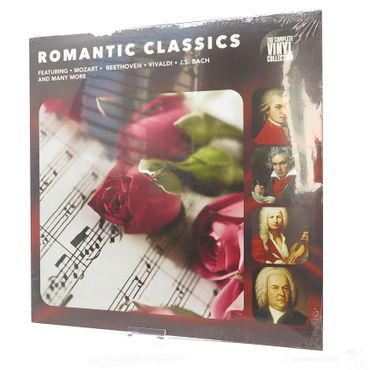 Romantic Classic - Various Artists - 1LPs - Bellevue Publishing – Bild 1