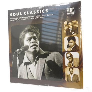 Soul Classics - Various Artists - 1LPs - Bellevue Publishing – Bild 1