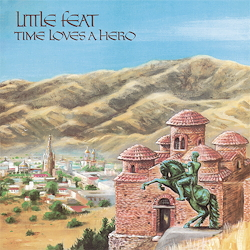 Little Feat: Time Loves A Hero - 1LPs 180g 33rpm - Speakers Corner