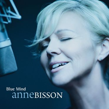 Anne Bissom - Blue Mind (45rpm - Black Vinyl) - Doppel-LP