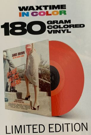 James Brown - Please, Please, Please - 180gramm LP in Rot - WaxTime in Color