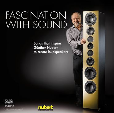 Nubert - Fascination With Sound - 180gramm - 45rpm inakustik Doppel-LP