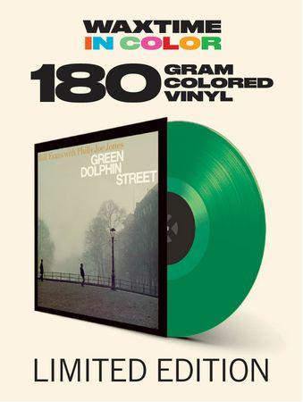 Bill Evans - Green Dolphin Street - Vinyl in Grün - 180gr. - WaxTime in Color
