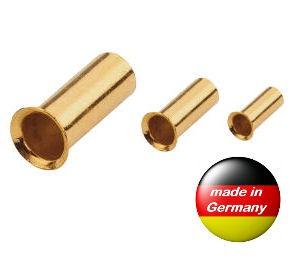 SinnOxx® Gold-II Aderendhülse 6,00qmm Pack mit 10 oder 30 Stück