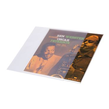 Dynavox Schallplatten Aussenhüllen - 50er Pack