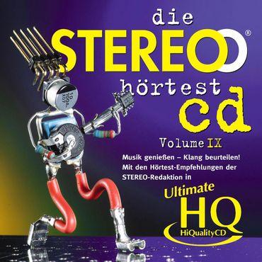 Die STEREO Hörtest CD Volume IX - UHQCD - inakustik CD