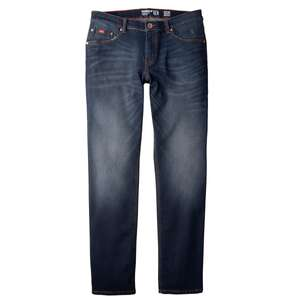 Paddock´s Stretchjeans blue rinse used XXL