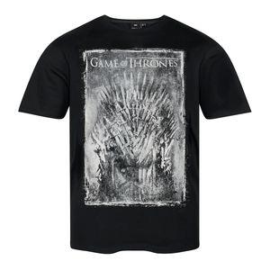 XXL Replika T-Shirt schwarz Game of Thrones