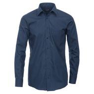 Übergröße CasaModa Business Langarmhemd navy 001
