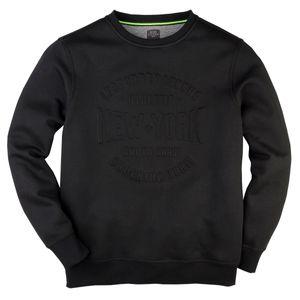 Übergröße Kitaro Sweatshirt schwarz 3D-Print