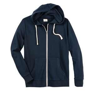 Jack & Jones Kapuzen-Sweatjacke navy