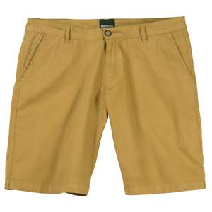 XXL North 56°4 Allsize Chino-Shorts ocker