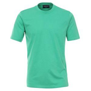 CasaModa Basic T-Shirt grün Übergröße