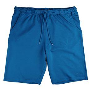 Redfield Joggingbermuda kristallblau Übergröße