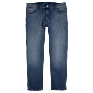 XXL Pionier Stretchjeans blue used Marc