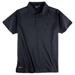 "Allsize Polo ""Cool Effect"" schwarz XXL"