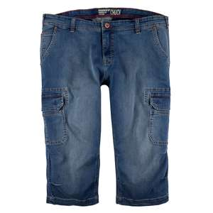 XXL Paddock´s Long Cargo Bermuda medium blue used