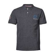 North 56°4 Poloshirt modisch navy melange XXL 001