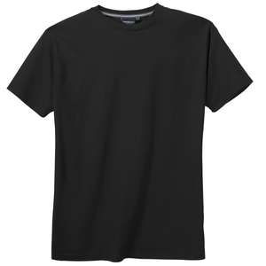 North 56°4 by Allsize T-Shirt schwarz