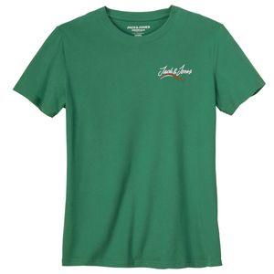 Jack & Jones T-Shirt Logostick grün XXL