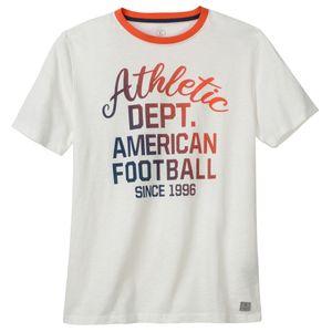 Kitaro T-Shirt offwhite American Football XXL