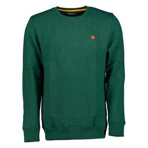 Paddock´s Sweatshirt dunkelgrün melange XXL