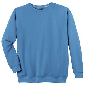 Redfield Basic Sweatshirt himmelblau XXL