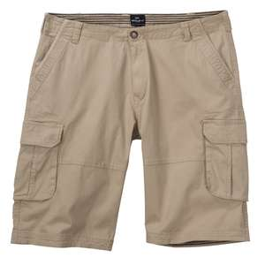 Replika by Allsize Cargo-Shorts sand XXL