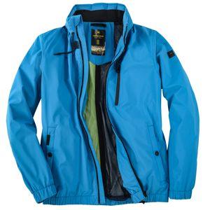 Redpoint leichte XXL Funktionsjacke brillantblau Dean