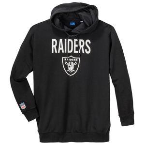 Jack & Jones Fan Hoodie Raiders schwarz XXL