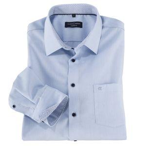 CasaModa Businesshemd hellblau bügelfrei XXL