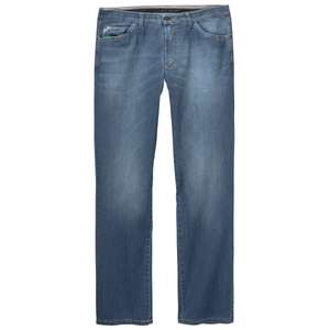 Club of Comfort Stretchjeans leicht hellblau used XXL