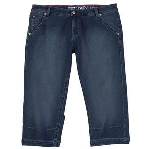 XXL Paddock´s Chuck Jeans-Bermuda dark blue used