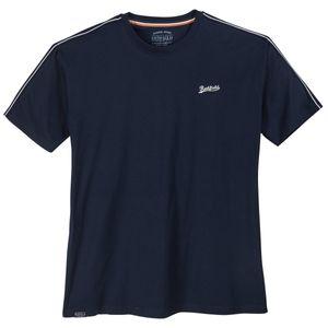 Redfield T-Shirt dunkelblau sportiv XXL