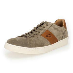 Camel Active XXL Leder Sneaker Tonic salvia/nature