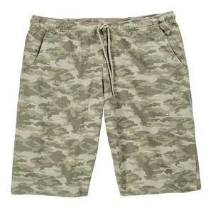 Redfield Sweat-Shorts khaki Camouflage XXL