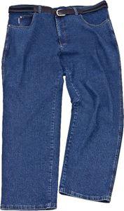 Jeans Hose Pionier Bauchgröße