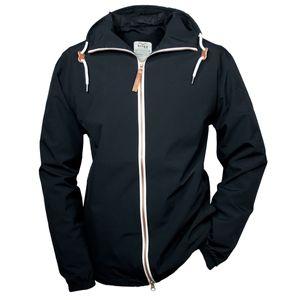 Brigg leichte Outdoor-Jacke schwarz große Größen