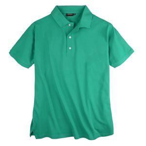 Redfield Piqué Poloshirt smaragdgrün große Größen