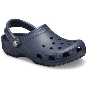 Crocs bequeme Clogs navy große Größen Classic