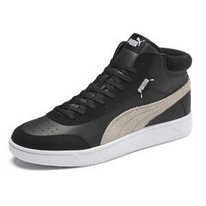 Puma Mid Cut XXL Sneaker schwarz Court Legend
