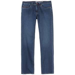 XXL Paddock´s leichte Stretchjeans Ranger blau used