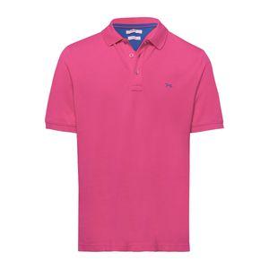 Brax Hi-Flex Poloshirt pink große Größen